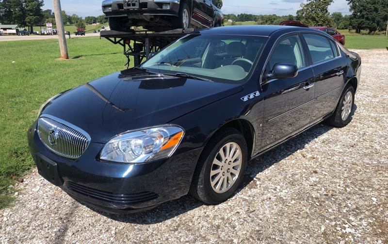 2008 Buick Lucerne for sale at Champion Motorcars in Springdale AR