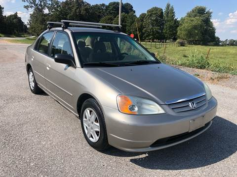 2003 Honda Civic for sale at Champion Motorcars in Springdale AR