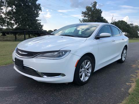 2015 Chrysler 200 for sale in Springdale, AR