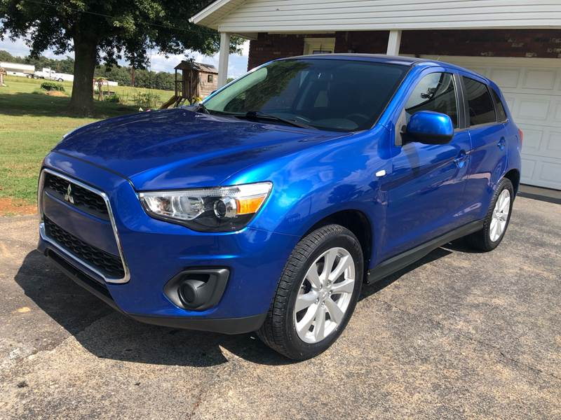 2015 Mitsubishi Outlander Sport for sale at Champion Motorcars in Springdale AR