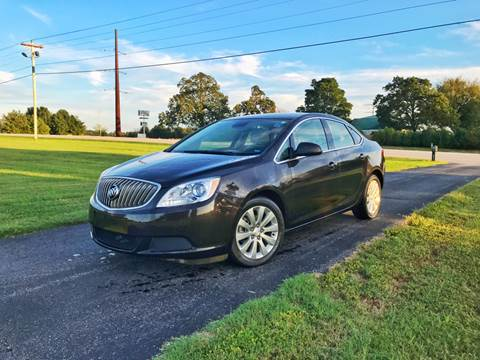 2016 Buick Verano for sale at Champion Motorcars in Springdale AR