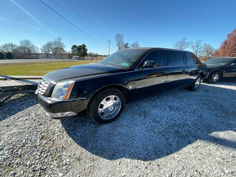2011 Cadillac DTS Pro Coachbuilder Limo for sale at Champion Motorcars in Springdale AR