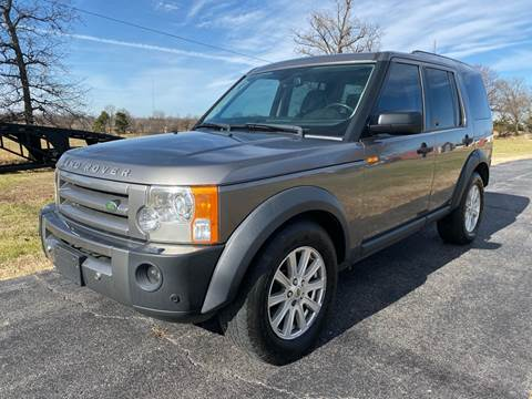 2007 Land Rover LR3 for sale at Champion Motorcars in Springdale AR