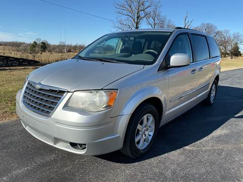 2010 Chrysler Town and Country for sale at Champion Motorcars in Springdale AR