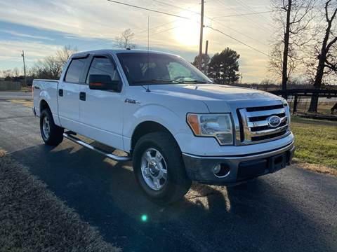 2009 Ford F-150 for sale at Champion Motorcars in Springdale AR