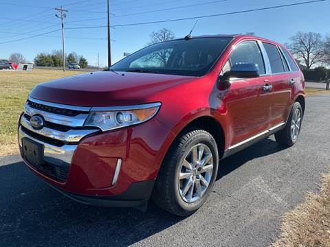 2013 Ford Edge for sale at Champion Motorcars in Springdale AR