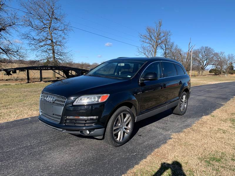 2007 Audi Q7 for sale at Champion Motorcars in Springdale AR
