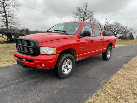 2003 Dodge Ram Pickup 1500 for sale at Champion Motorcars in Springdale AR