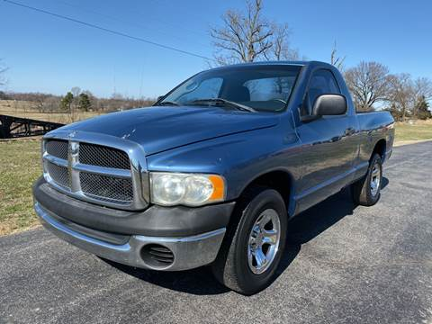 2004 Dodge Ram Pickup 1500 for sale at Champion Motorcars in Springdale AR