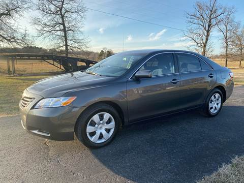 2009 Toyota Camry for sale at Champion Motorcars in Springdale AR