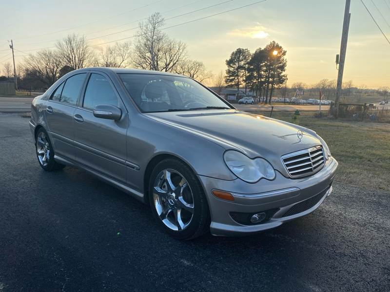 2007 Mercedes-Benz C-Class for sale at Champion Motorcars in Springdale AR