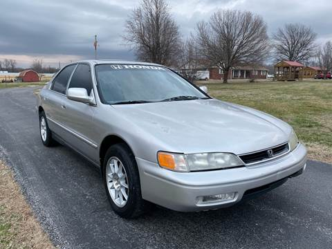 1996 Honda Accord for sale at Champion Motorcars in Springdale AR