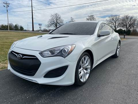 2013 Hyundai Genesis Coupe for sale at Champion Motorcars in Springdale AR