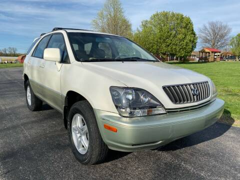 2000 Lexus RX 300 for sale at Champion Motorcars in Springdale AR