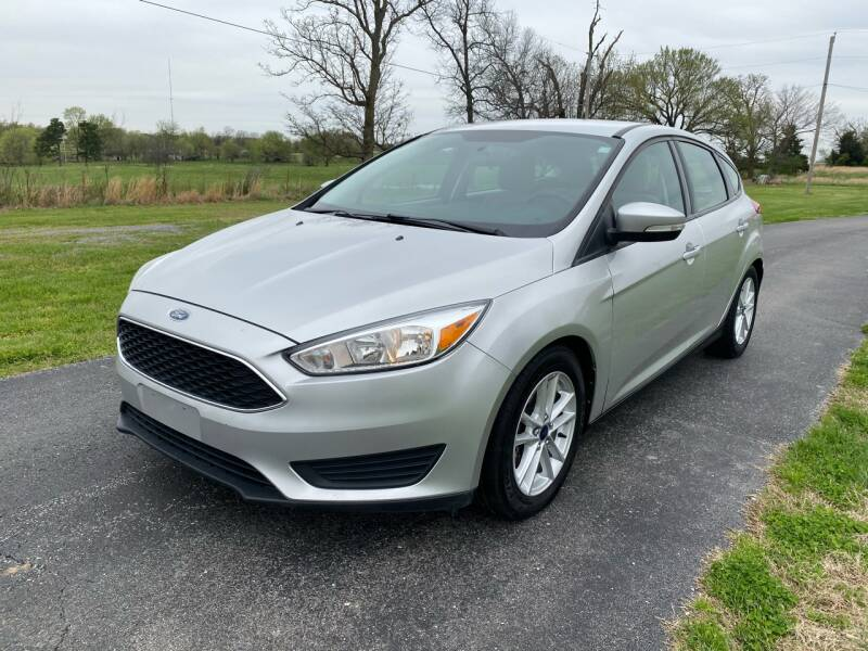 2016 Ford Focus for sale at Champion Motorcars in Springdale AR