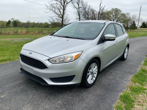 2016 Ford Focus SE for sale at Champion Motorcars in Springdale AR