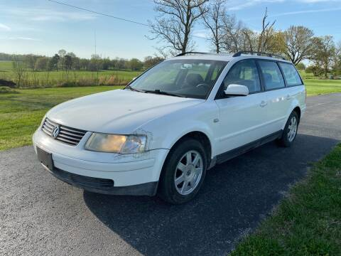 2000 Volkswagen Passat for sale at Champion Motorcars in Springdale AR