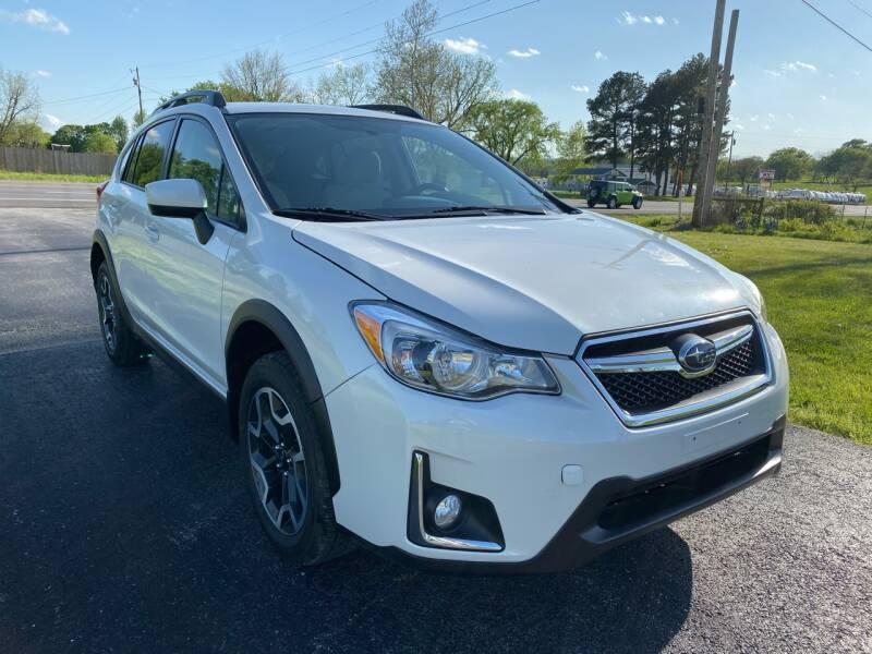 2017 Subaru Crosstrek for sale at Champion Motorcars in Springdale AR