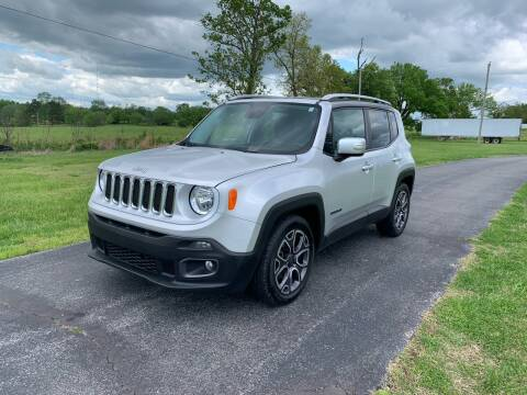 2016 Jeep Renegade for sale at Champion Motorcars in Springdale AR