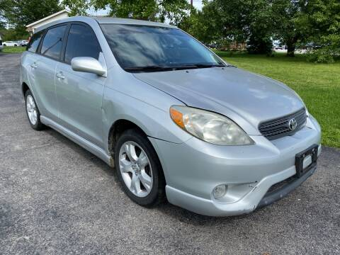 2005 Toyota Matrix for sale at Champion Motorcars in Springdale AR