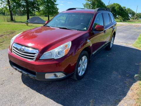 2012 Subaru Outback for sale at Champion Motorcars in Springdale AR