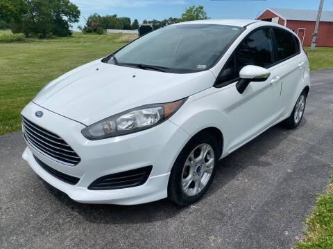 2014 Ford Fiesta for sale at Champion Motorcars in Springdale AR