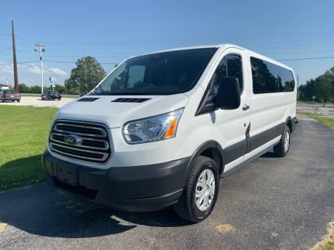 2015 Ford Transit Passenger for sale at Champion Motorcars in Springdale AR