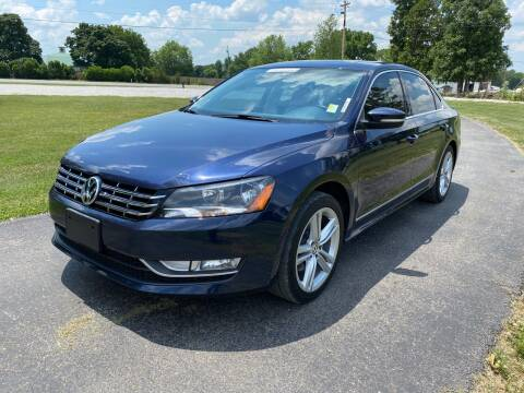 2014 Volkswagen Passat for sale at Champion Motorcars in Springdale AR