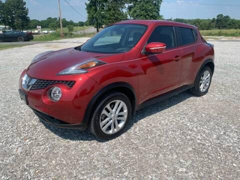 2015 Nissan JUKE for sale at Champion Motorcars in Springdale AR