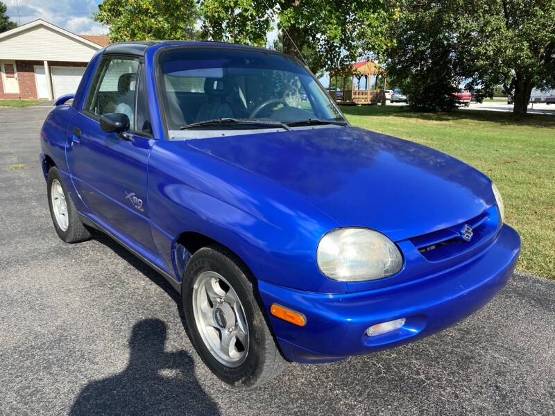 1996 Suzuki X-90 for sale at Champion Motorcars in Springdale AR