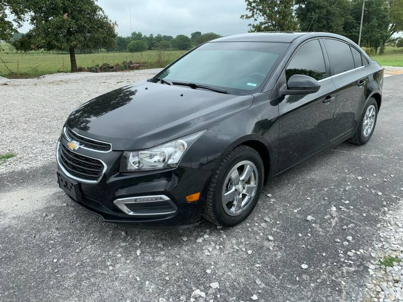 2015 Chevrolet Cruze for sale at Champion Motorcars in Springdale AR