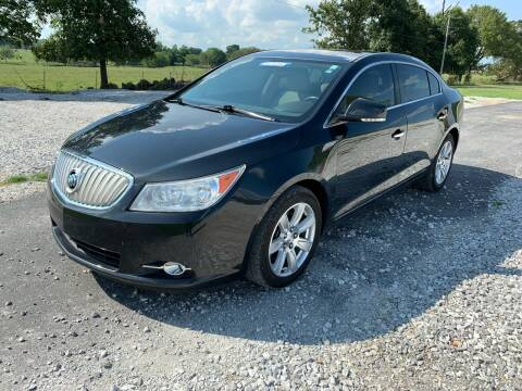 2012 Buick LaCrosse for sale at Champion Motorcars in Springdale AR