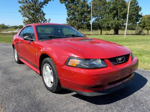 2002 Ford Mustang for sale at Champion Motorcars in Springdale AR