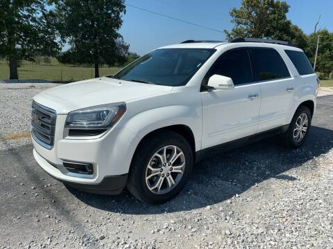 2015 GMC Acadia for sale at Champion Motorcars in Springdale AR