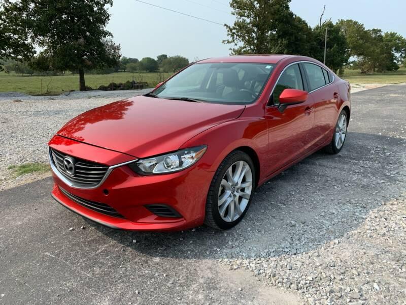 2015 Mazda MAZDA6 for sale at Champion Motorcars in Springdale AR
