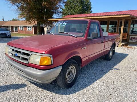 1993 Ford Ranger for sale at Champion Motorcars in Springdale AR