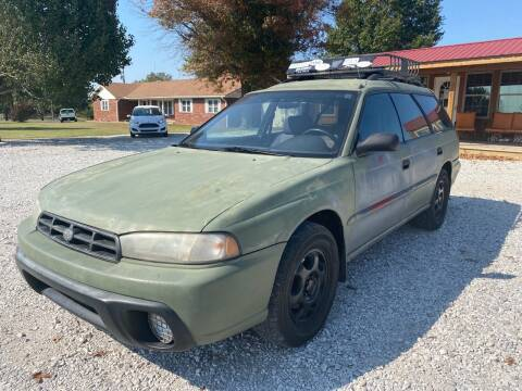 1996 Subaru Legacy for sale at Champion Motorcars in Springdale AR