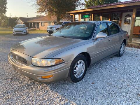 2003 Buick LeSabre for sale at Champion Motorcars in Springdale AR