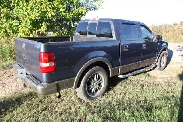 2004 Ford F-150 for sale at Champion Motorcars in Springdale AR