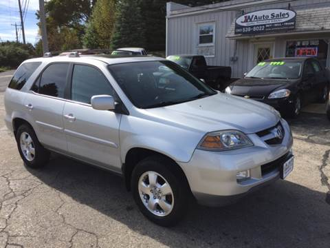 2005 Acura MDX for sale in Burlington, WI