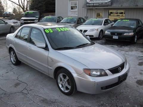 2003 Mazda Protege for sale in Burlington, WI