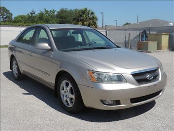 2006 Hyundai Sonata for sale in Port Charlotte, FL