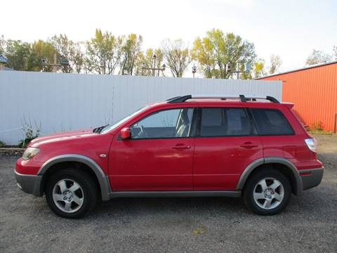 2003 Mitsubishi Outlander for sale in Rochester, MN