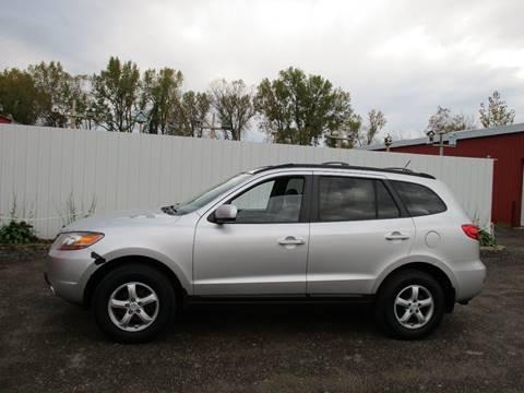 2008 Hyundai Santa Fe for sale in Rochester, MN