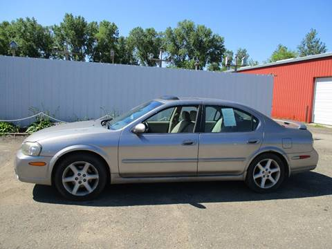 2003 Nissan Maxima For Sale In Boulder Co Carsforsale