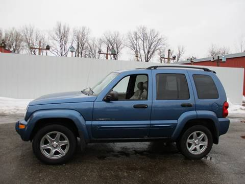 2003 Jeep Liberty for sale in Rochester, MN