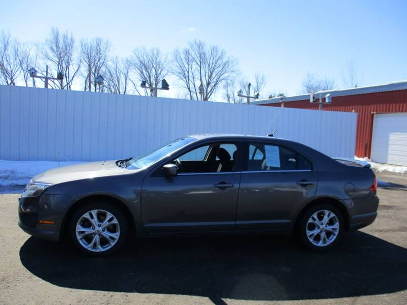 Ford Rochester Mn >> 2012 Ford Fusion Se 4dr Sedan In Rochester Mn Chaddock