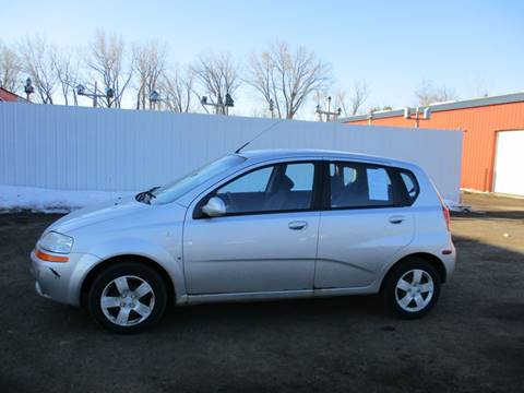 2008 Chevrolet Aveo for sale in Rochester, MN