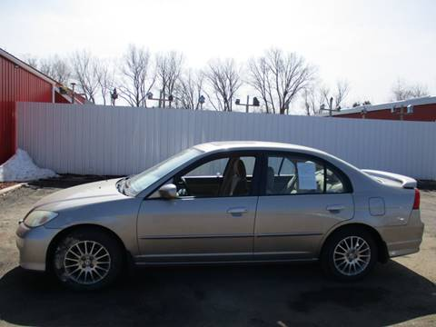 2005 Honda Civic for sale in Rochester, MN