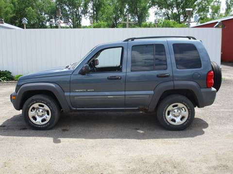 2002 Jeep Liberty for sale in Rochester, MN